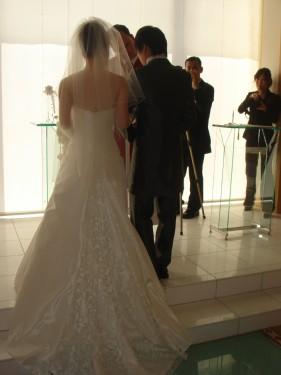 義妹の結婚式 ダイワロイネットホテルにて.jpg