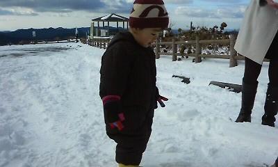 2009年お正月 希羅雪遊び・高野山.jpg